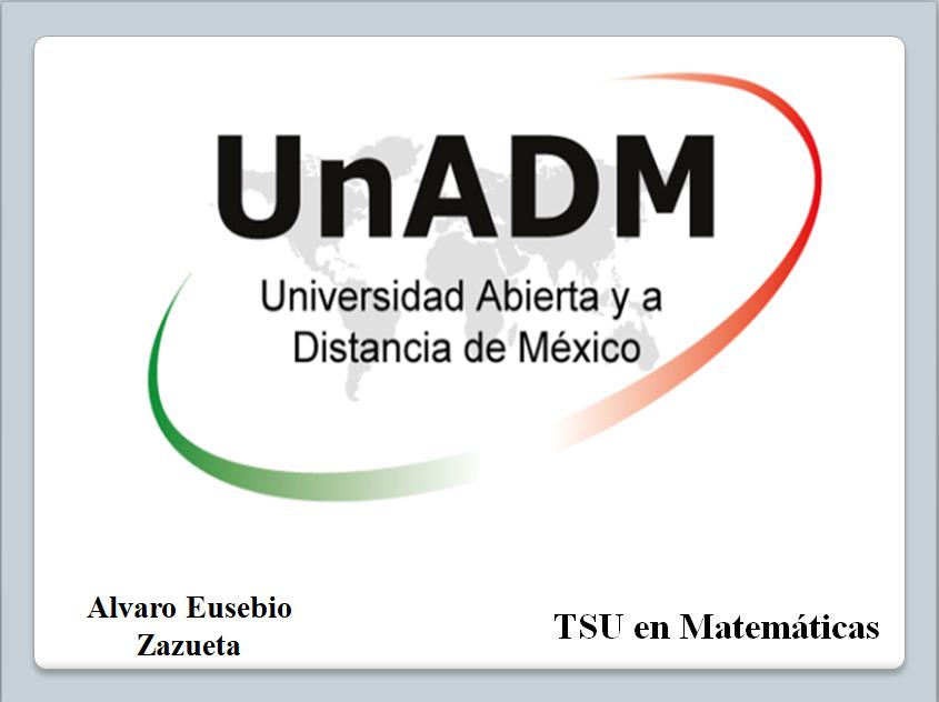 UnADM presentación 1
