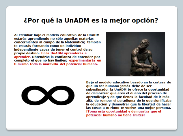 UnADM presentación 5